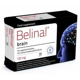 Brain, 120mg, 30cps - Belinal
