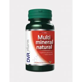 Multimineral natural 60cps - DVR Pharm