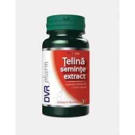 Telina seminte extract 60cps - DVR Pharm