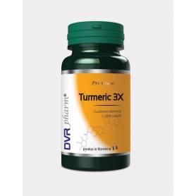 Turmeric 3X 60cps - DVR Pharm