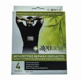 Algotreat Plasturi cu Efect Termic 4Bucati - Aboca