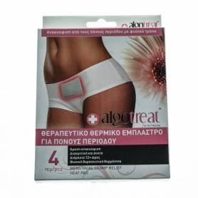 Algotreat Plasturi pentru Dureri Menstruale 4 Bucati -  Aboca