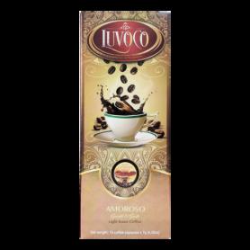 Luvoco Amoroso - capsule de cafea cu ganoderma 15buc - Gano Excel