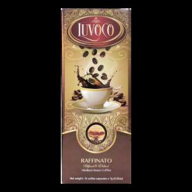 Luvoco Raffinato - capsule de cafea cu ganoderma 15buc - Gano Excel