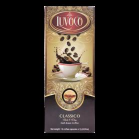 Luvoco Classico - capsule de cafea cu ganoderma 15buc - Gano Excel
