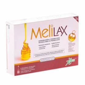 Melilax Adulti Microclisma 6x10g - Aboca