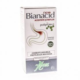 Neo Bianacid Aciditate Reflux 15cps - Aboca