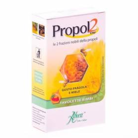 Propol2 Emf Tablete Capsuni Si Miere 45cps - Aboca