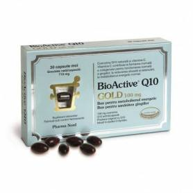 BioActive Q10 Gold 100mg 30cps - Pharma Nord