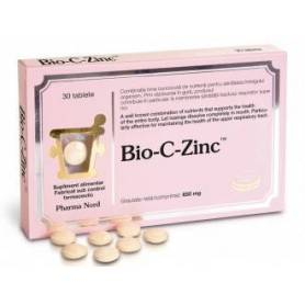Bio-C-Zinc 30cps - Pharma Nord