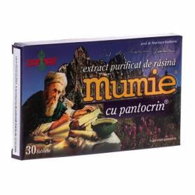 Mumie Rasina Pantocrin 30cpr - Damar General