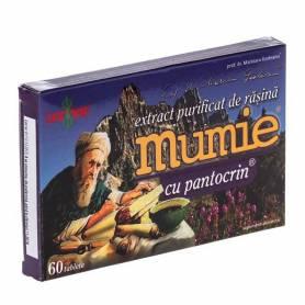 Mumie Rasina Pantocrin 60cpr - Damar General