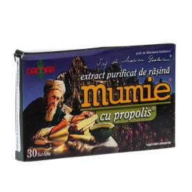 Mumie Propolis 30cpr - Damar General