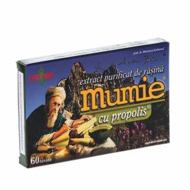 Mumie Propolis 60cpr - Damar General
