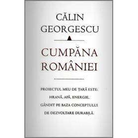 Cumpana Romaniei - carte - Calin Georgescu
