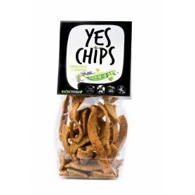 Chips vegan cu mazare si mac 80g - Yes Chips