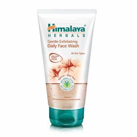 Gel pentru curatarea fetei exfoliant 150ml - Himalaya Care