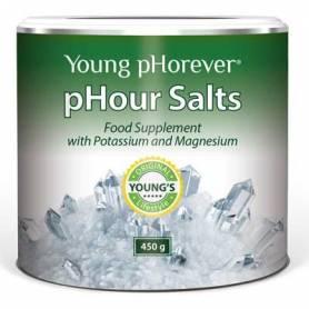 pHour Salts - saruri alcalinizante - 450g - Young pHorever