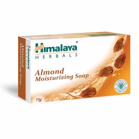 Sapun hidratant cu migdale 75g - Himalaya Care