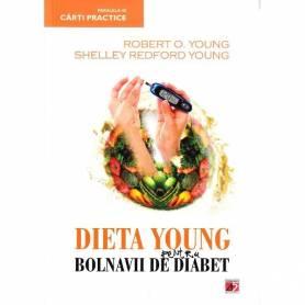 Dieta Young - pentru bolnavii de diabet - carte - Dr. Robert Young