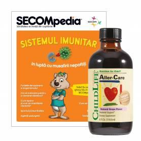 Aller-Care (gust de struguri) 118.50ml - Child Life