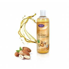 Almond Pure Oil (ulei de migdale) 473ml - Life Flo
