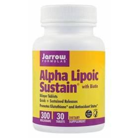 Alpha Lipoic Sustain 300mg 30tb - Jarrow