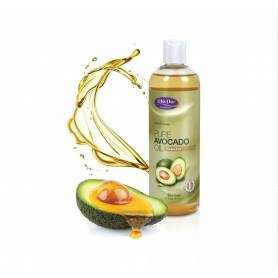 Avocado Pure Oil 473ml - Life Flo