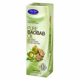 Baobab pure oil 60ml - Life Flo