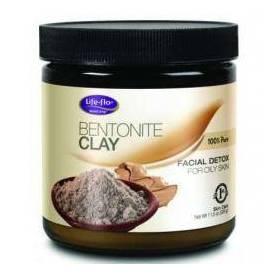 Bentonite Clay (Oily Skin) 326g - Life Flo