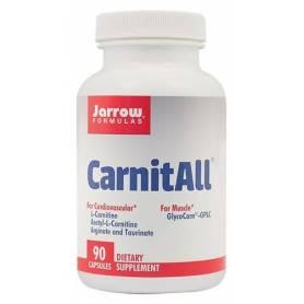 CarnitAll 90tb - Jarrow Formulas - Secom