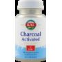 Charcoal Activated (Carbune medicinal) 280mg 50tb - KAL - Secom