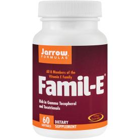 Famil-E 60tb - Jarrow Formulas - Secom
