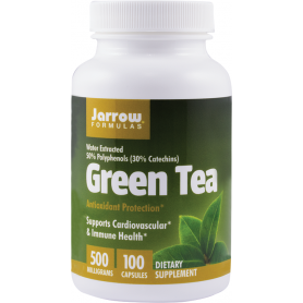 Green Tea(ceai verde) 500mg 100tb - Jarrow Formulas - Secom
