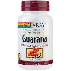 Guarana 60tb - Solaray - Secom