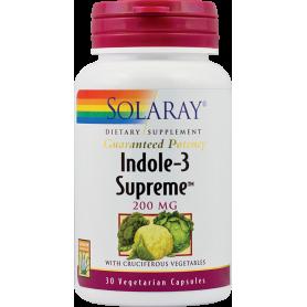 Indole-3 Supreme 30tb - Solaray - Secom