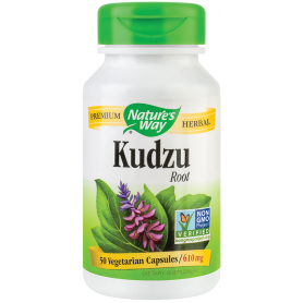 Kudzu 610mg 50tb - Nature's Way - Secom
