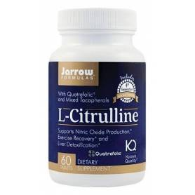 L-Citrulline 60tb - Jarrow Formulas - Secom