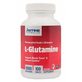 L-Glutamine 1000mg 100tb - Jarrow Formulas - Secom