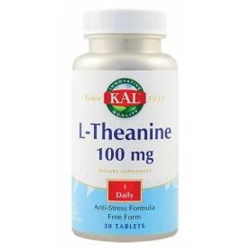 L-Theanine 100mg 30tb - KAL - Secom
