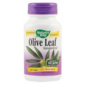 Olive Leaf 20% SE 60tb - Nature's Way - Secom