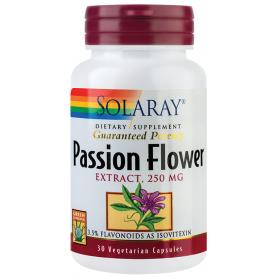Passion Flower (Floarea-pasiunii) 30tb - Solaray - Secom