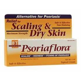 Psoriaflora Psoriasis Cream 28.35g - Boericke&Tafel - Secom