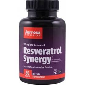 Resveratrol Synergy 200 60tb - Jarrow Formulas - Secom