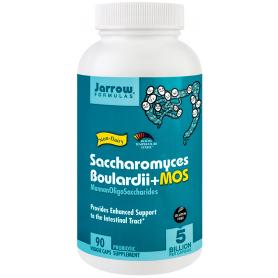 Saccharomyces Boulardii + MOS 90tb - Jarrow Formulas - Secom