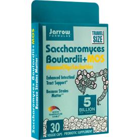 Saccharomyces Boulardii + MOS 30tb - Jarrow Formulas - Secom