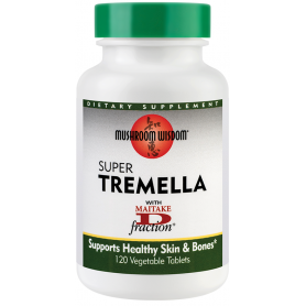 Super Tremella 120tb - Mushroom Wisdom Inc - Secom