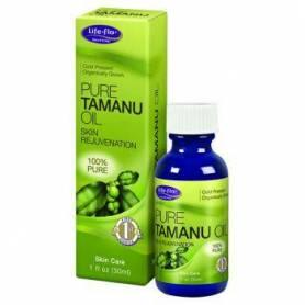 Pure tamanu oil 30ml - Life Flo - Secom