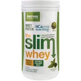 The slim whey Green Tea 450g - Jarrow Formulas - Secom