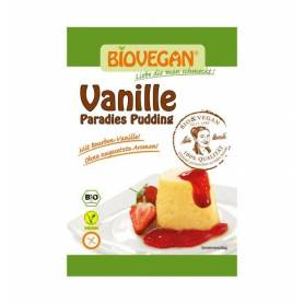 Budinca de vanilie bio 31g - Biovegan